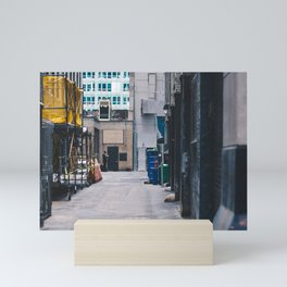 Maestro Alleyway Mini Art Print