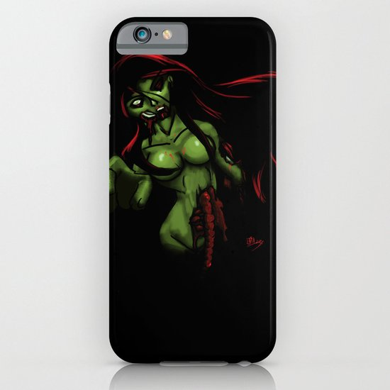 zombie sexy ? [censored] iPhone & iPod Case