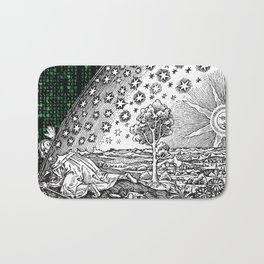 Matrix Flammarion THE ANSWER IS OUT THERE Bath Mat