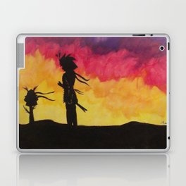 The Battle's End Laptop & iPad Skin