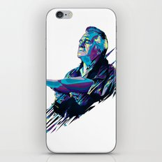 Paulie Walnut // OUT/CAST iPhone & iPod Skin