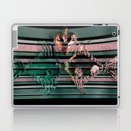 Just The Same As You Are, Love Laptop & iPad Skin