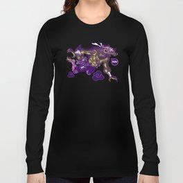 Sky High Wolf Long Sleeve T-shirt