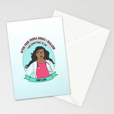 Mindy Lahiri / Kaling Print Stationery Cards