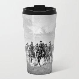 General Sherman At Savannah Georgia Travel Mug