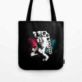 Basstronaut Tote Bag