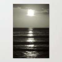abyss Canvas Prints featuring Abyss by Monica Ortel ❖