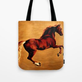 The Horse, after  George Stubbs Tote Bag