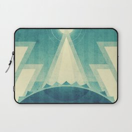 Earth - The Polar Caps Laptop Sleeve