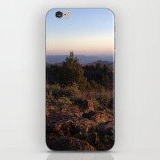 Utah Sunset - Zion Canyon Landscape Photo iPhone & iPod Skin