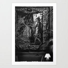 The Adolphus Art Print