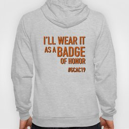 Badge of Honor Hoody