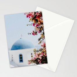 Santorini, Greece Stationery Cards