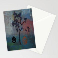Halloween Tree ( series)  Stationery Cards