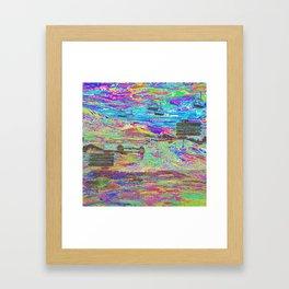 20180101 Framed Art Print