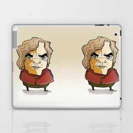 Imp who loves drinks and girls Laptop & iPad Skin