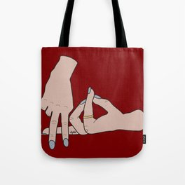 A phi alpha sorority sign Tote Bag