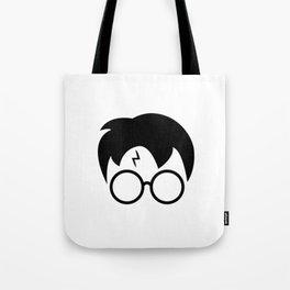 Potter Lighting Bolt Tote Bag
