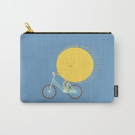 cycle of the sun Carry-All Pouch