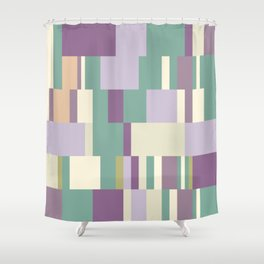 Songbird Vintage Shop Shower Curtain