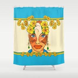 Paloma Shower Curtain