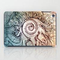 seashell iPad Cases featuring Seashell by Irina Vinnik