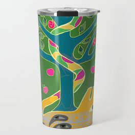 Apple of discord. Travel Mug