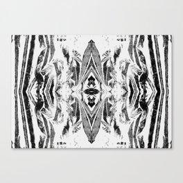 Psychofish Pattern Canvas Print