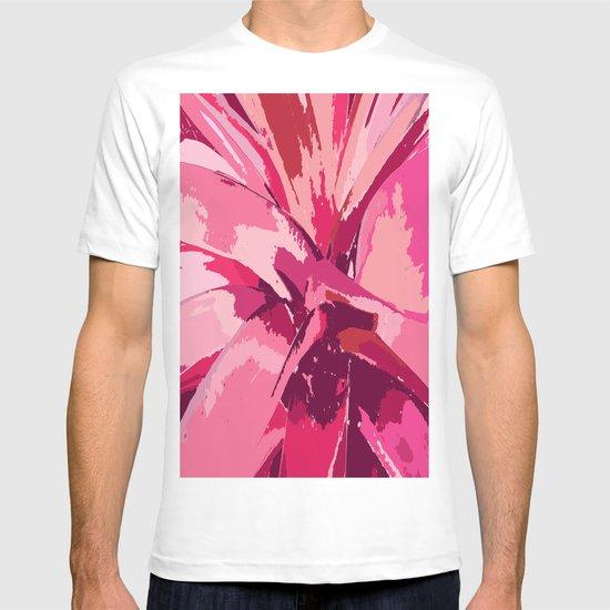 Blushing Bromeliad T-shirt