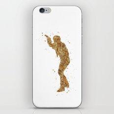Han Solo Star . Wars iPhone & iPod Skin