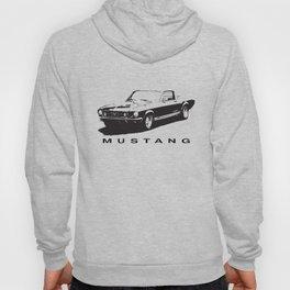 Mustang Design Hoody