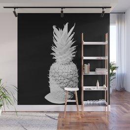 Modern Pineapple Wall Mural