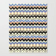 Ethnic Color Canvas Print