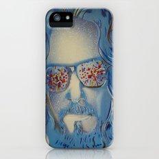 Blue Dude : The Big Lebowski  Slim Case iPhone (5, 5s)