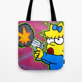 Don't Mess With Baby Tote Bag