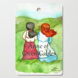 Anne of Green Gables Cutting Board