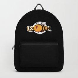 Les Bee An | Lesbian Backpack