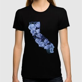 Blue California T-shirt