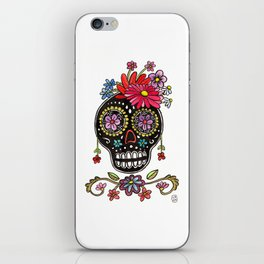 Calaca Fridita iPhone Skin