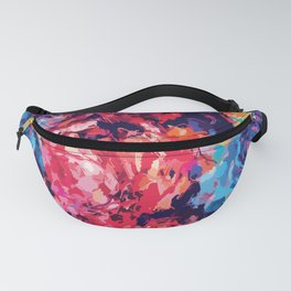 Fiona Floral Fanny Pack