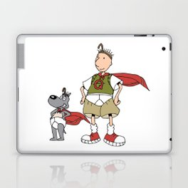Doug Quail Man Laptop & iPad Skin