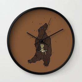 Honeybear Wall Clock