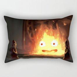 Cálcifer Rectangular Pillow