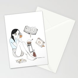 Inktober / alchemist Stationery Cards