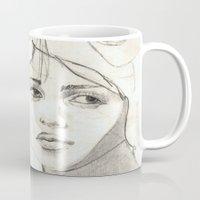 sketch Mugs featuring Sketch by Aubree Eisenwinter