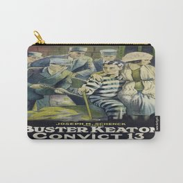 Vintage poster - Convict 13 Carry-All Pouch