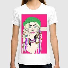 Dreadlocks T-shirt