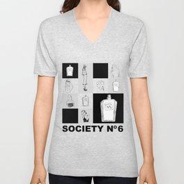 Society No6 Unisex V-Neck