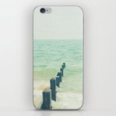 Looking Out to Sea iPhone & iPod Skin