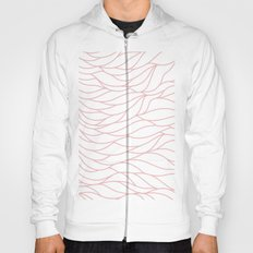 Waves Pattern Hoody